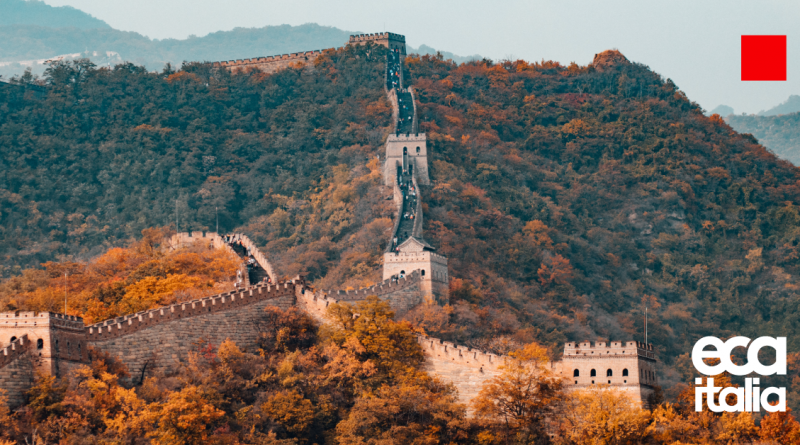 ECA Grande Muraglia Cina