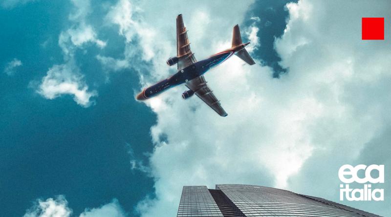 ECA aereo cielo
