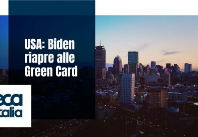 #USA: Biden riapre alle Green Card